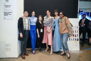 PHUONG MY 'chào sân' Tuần lễ Thời trang New York với hình ảnh phụ nữ Á Đông