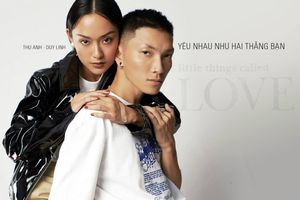 Người mẫu Thu Anh – Nhiếp ảnh gia Duy Linh: Yêu nhau như hai thằng bạn