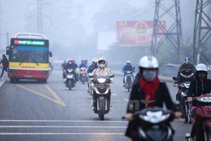 Bắc Bộ sáng sương mù, ngày nắng ấm