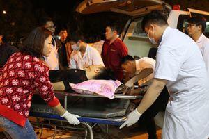 Thêm nạn nhân tử vong vụ tai nạn kinh hoàng ở cao tốc Hà Nội - Lào Cai