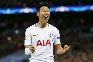Son Heung-min sánh vai Mbappe ở đội hình tiêu biểu Champions League