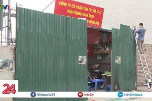 Clip: Thực hư câu chuyện 'về quê ăn Tết, ra Tết mất nhà' ở Hà Nội