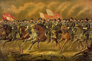 Giải mã cuộc vây hãm chấn động toàn cầu thời Nội chiến Mỹ