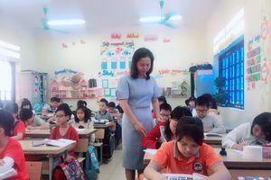Giải phóng những việc 'không tên' cho giáo viên