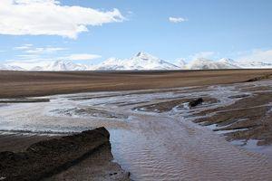 Biến đổi khí hậu: Sa mạc khô cằn nhất thế giới bất ngờ bị ngập lụt
