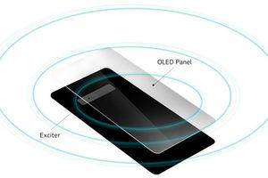 LG G8 ThinQ sẽ có màn hình OLED tích hợp loa