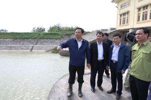 EVN tiếp tục tăng xả nước phục vụ lúa Đông xuân phía Bắc