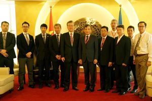 Tokyo Gas cam kết phối hợp với PV GAS để phát triển thị trường khí tại Việt Nam