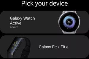 Samsung rò rỉ toàn bộ dòng sản phẩm thiết bị đeo mới, ra mắt cùng Galaxy S10