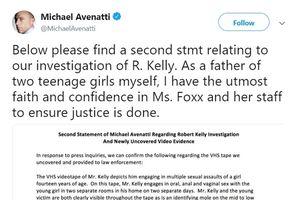 Ca sĩ R. Kelly tiếp tục bị lộ băng sex tấn công tình dục trẻ vị thành niên