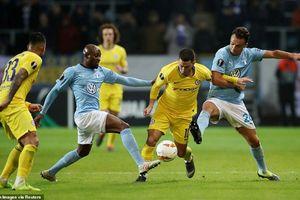 Thắng tối thiểu Malmo, HLV Maurizio Sarri thừa nhận Chelsea phạm sai lầm