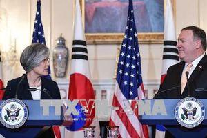 Ngoại trưởng Mỹ, Hàn Quốc thảo luận các vấn đề liên quan đến Triều Tiên