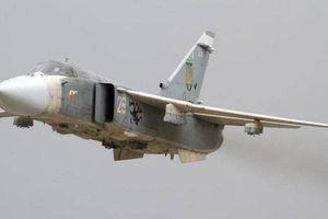 Máy bay Su-24M của Ukraine sẽ mang tên lửa hành trình mới
