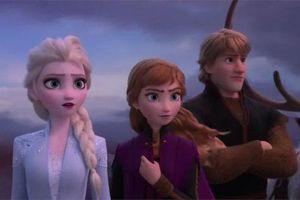 Trailer siêu bom tấn hoạt hình 'Frozen 2' chính thức phá vỡ kỷ lục lượt xem từ trước tới nay của Disney