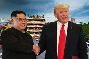 Thượng đỉnh Kim-Trump tại Hà Nội: Mỹ muốn 'tiến xa nhất có thể' với Triều Tiên