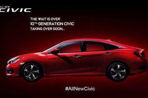 Honda Civic 2019 bắt đầu nhận đơn đặt cọc sớm từ khách hàng