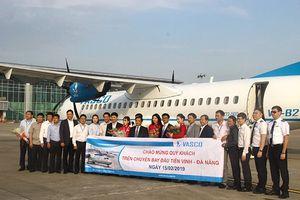 Nghệ An: Khai trương tuyến bay Vinh – Đà Nẵng