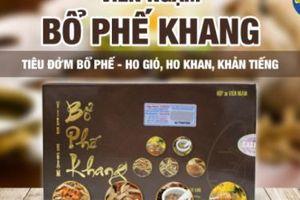 6 doanh nghiệp tại Hà Nội 'lọt' danh sách doanh nghiệp vi phạm an toàn thực phẩm