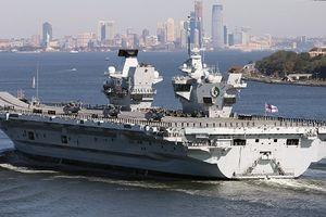 Bắc Kinh đáp trả sau khi Anh tuyên bố điều tàu chiến tới Thái Bình Dương, thách thức Trung Quốc