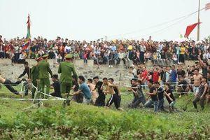 Chính thức dừng cướp phết tại lễ hội Hiền Quan 2019