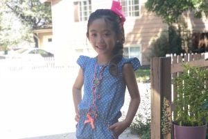 Bé gái gốc Việt 7 tuổi tử vong vì bệnh cúm