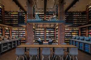 Thư viện Trung Quốc gây ảo giác như phim 'Inception'