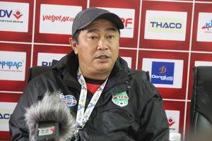 HLV Trần Minh Chiến nói gì trước trận Siêu Cup với Hà Nội FC?