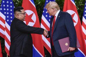 Tổng thống Trump hé lộ kỳ vọng trước cuộc gặp ông Kim Jong-un tại Việt Nam