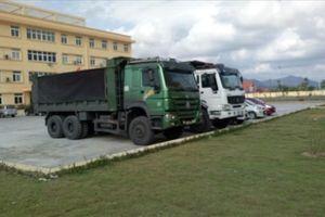 Bắt giữ 9 đối tượng trộm cắp 140 tấn than Cty PT.Vietmindo Energitama