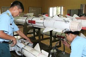 Sức mạnh của tên lửa Kh-29 trên chiến đấu cơ Việt Nam
