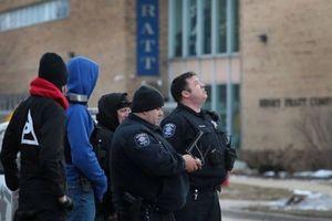 Lại xả súng tại Mỹ: Nhiều cảnh sát bị thương