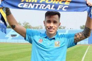 Trung vệ đá tại Malaysia mơ trở lại khoác áo ĐT Việt Nam