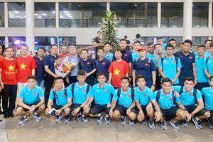 Đội tuyển U22 Việt Nam sẵn sàng cho Giải vô địch Đông - Nam Á 2019