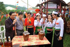 Khai mạc Ngày hội Văn hóa - thể thao các dân tộc ở Ninh Bình
