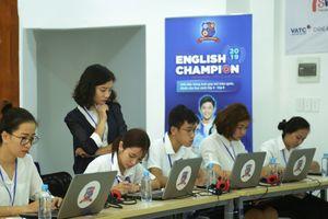 32 nghìn thí sinh tham dự English Champion 2019 bước vào Vòng 1