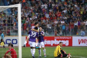 Hoàng Vũ Samson lập cú đúp, Hà Nội FC giành Siêu Cúp Quốc gia