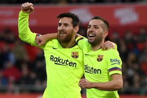 Barcelona xoay tua lực lượng vì Champions League
