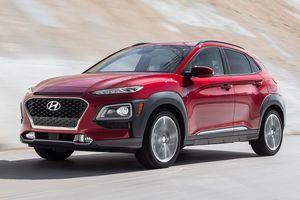 Hyundai sắp ra mắt mẫu crossover cỡ nhỏ tại New York Auto Show