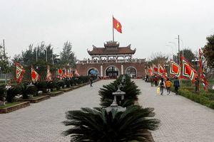 Ngày mai khai hội đền Trần ở Thái Bình