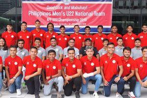 Giải U22 Đông Nam Á 2019: U22 Philippines - Ẩn số khó lường