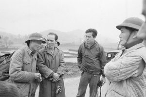 Hồi ức về Nhà báo nước ngoài duy nhất hi sinh trong chiến tranh biên giới 1979