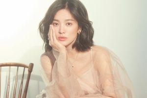 Song Hye Kyo có màn 'tái xuất' đẹp không tì vết sau ồn ào ly hôn với Song Joong Ki