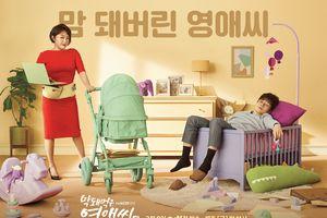 'The Fiery Priest' của Kim Nam Gil và Lee Honey đạt rating 'khủng' ngay tập đầu tiên lên sóng, vượt qua cả 'Hoàng hậu cuối cùng'