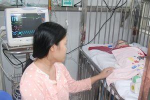 Nhiều bệnh nhi bị biến chứng viêm não do cúm