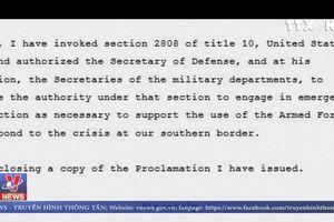 Ban bố tình trạng khẩn cấp – Tổng thống Mỹ đối mặt với cuộc chiến pháp lý