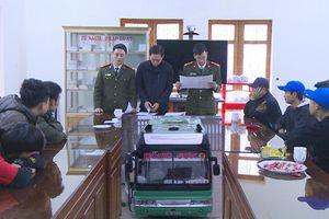 Thanh Hóa: Ngăn chặn kịp thời 17 công dân sang Trung Quốc làm việc trái phép
