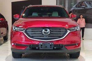 Mazda CX-8 xuất hiện tại Malaysia, liệu có về Việt Nam?