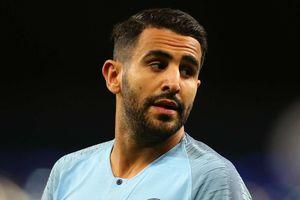 Guardiola 'buồn và xin lỗi' vì đã khiến Mahrez ngồi dự bị thời gian qua