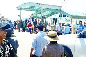 Ngành Du lịch Kiên Giang thu hút 550.014 lượt khách dịp Tết