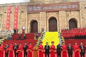 Khai hội Xuân Tây Yên Tử và khai mạc Tuần Văn hóa - Du lịch tỉnh Bắc Giang năm 2019